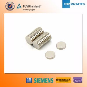 D10*2mm SmCo Magnet pictures & photos