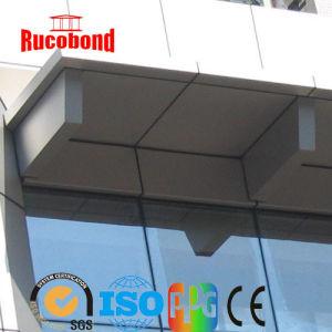 Aluminum Composite Plate Aluminium Composite Panel Wall Cladding (RB-0729B) pictures & photos