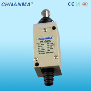 Adjustable Roller Type Omron Electric Switch pictures & photos
