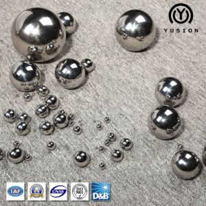 AISI52100 Bearing Balls with ISO9001 Certification pictures & photos