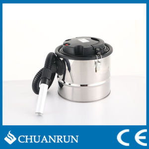 15L Stainless Steel Barrel Ash Vacuum Cleaner for Pellet Stoves pictures & photos
