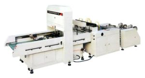 Full Automatic High Speed Plastic Bag Making Machine pictures & photos
