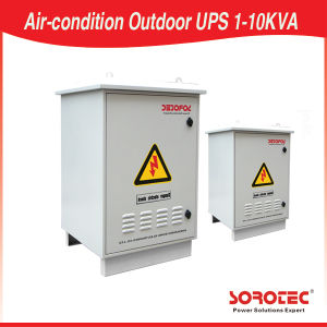 Integrated Outdoor Online UPS 1-10kVA Hw9110e pictures & photos