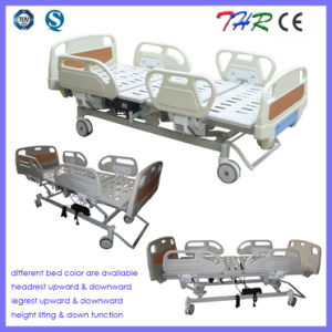CE Quality! ! ! Three-Function Electric Hospital Bed (THR-EB312) pictures & photos