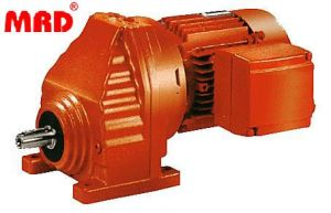 Helical Gearmotor Rx Series (single-stage)
