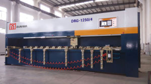 High Speed CNC 3 Axes Control V Planer, V Cutting Machine, V Slotting Machine, V Groove Machine pictures & photos