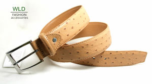 Fashion Basic Genuine Top Leather Belt Lky1208 pictures & photos