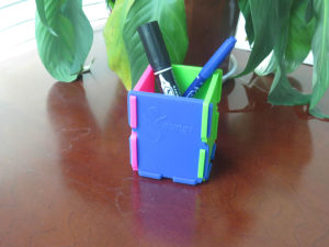 New Design OEM Silicone Pen Holder pictures & photos