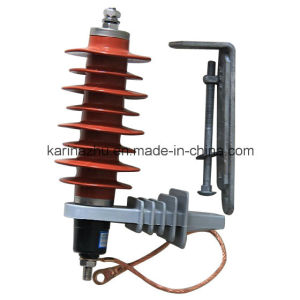 (YH5W-12) High Voltage Polymer Lightning Arrester pictures & photos
