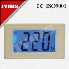White Digital Mini Panel Voltmeter (JYX85-V) pictures & photos