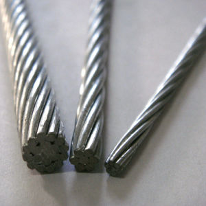 Aacsr Conductor Core Galvanized Steel Zinc Coated Steel Stranded Wire pictures & photos