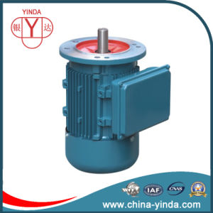 CE Flange Mount Single Phase Electrical Motors pictures & photos