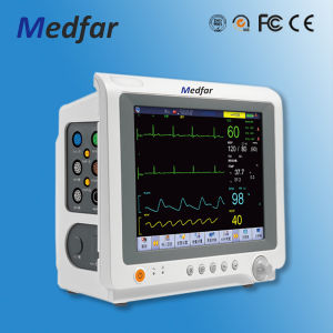 Medfar Mf-Xc80 ICU/Ccu/or Monitor with CE pictures & photos