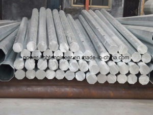 Steel Tubular Pole pictures & photos