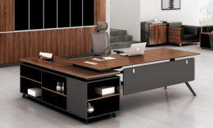 High Grade Modern Office Furniture Office Desk (FOH-HYA241) pictures & photos