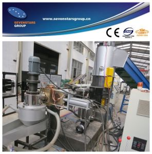 Sevenstars Plastic Film Granulation Machine (10 years experience) pictures & photos