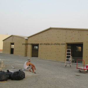 Prefabricated Structures for Airplane Hangar pictures & photos