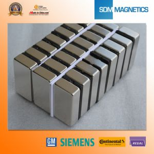Strong Powerful Block Neodymium Magnet (SDMNB) pictures & photos