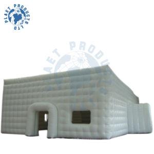 Cube PVC Inflatable Tent with En71, En14960 (PLT20-011)
