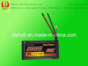 Lipo RC Model Battery /3.7V 5000mAh 60c Remote-Controlled Model Battery