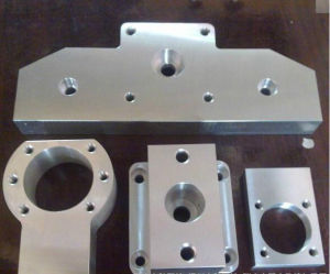 CNC Machine Componet Metal Milling Machine Part pictures & photos