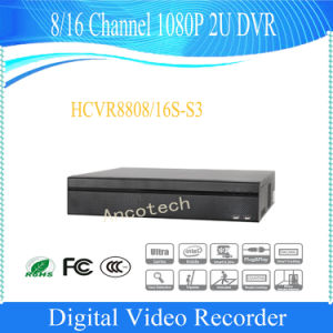 Dahua 16 Channel 1080P 2u Security System DVR (HCVR8816S-S3) pictures & photos