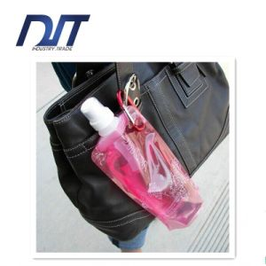 Pba Free Folding Water Bag/Bottle Outdoor Traveling Portable Sports