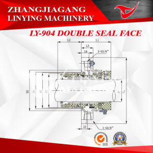 Mechanical Seal (LY-904DOUBLE) pictures & photos