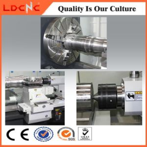 China Ck6180 High Precision Flat Bed CNC Lathe Manufacturer pictures & photos
