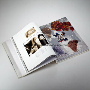Custom Magazine Book Printing pictures & photos