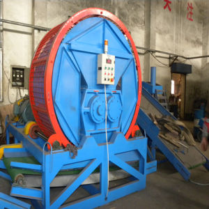 Xinda Zps-1300 Whole Tire Shredder 60*60mm Rubber Chips Waste Tire Recycling Plant pictures & photos
