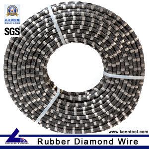 Diamond Tools Diamond Wire for Granite Block Cutting pictures & photos