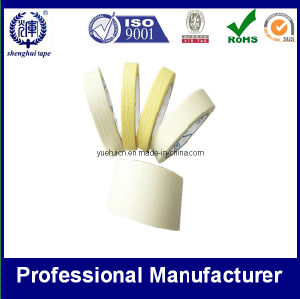 Adhesive Masking Tape with ISO and SGS pictures & photos