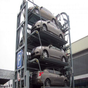 Vertical Rotary Auto Parking System pictures & photos