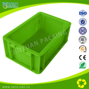 High Quality HDPE Plastic Vegetable Crate Logistics Box for Sale