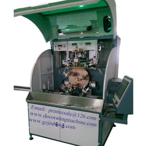 Automatic Ampoule Bottle Screen Printing Machine pictures & photos