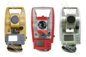 Reflectorless Total Station (DTM622R) pictures & photos