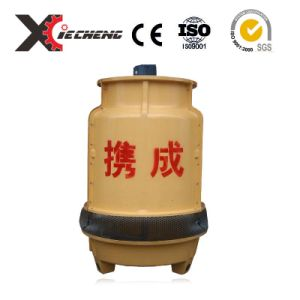 CE FRP Round Water Cooling Tower Price 15 Ton pictures & photos