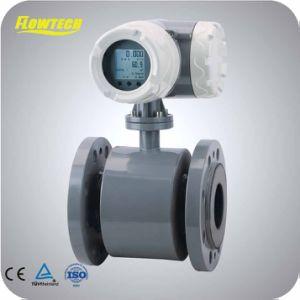 Magnetic Flow Meter Electromagnetic Flowmeter pictures & photos
