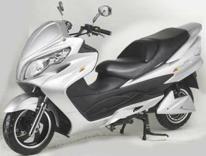 EEC Approval Electric Scooter Electric Motorbikes 8000W Motor (HD8000W-A)