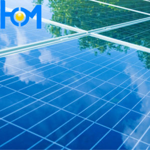 High Power Gain Toughened Low Iron Solar Glass pictures & photos