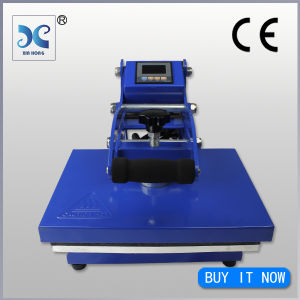 Newest Style Dye Sublimation Heat Press Machine pictures & photos