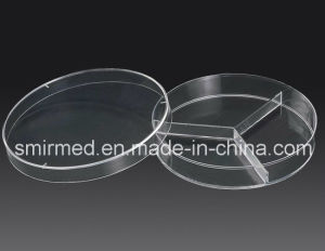 Sterile Petri Dish for Lab Supply