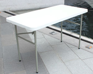 Rectangular Plastic Folding Garden Table pictures & photos
