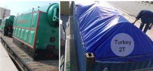 Payment Protection Coal Fired Hot Water Boiler pictures & photos