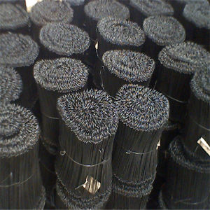 High Quality 14 Gauge Black Annealed Twist Iron Tie Wire pictures & photos