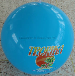 Promotional PVC Inflatable Beach Ball with Full Colors Printing pictures & photos