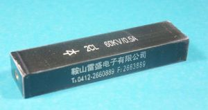 Vacuum Molded 60KV/0.5A High Voltage Rectifier Diodes Block pictures & photos