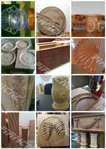 Wood Furniture Making CNC Engraving Milling Wood CNC Router pictures & photos