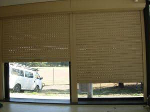 Energy Saving Aluminium Roller Door pictures & photos